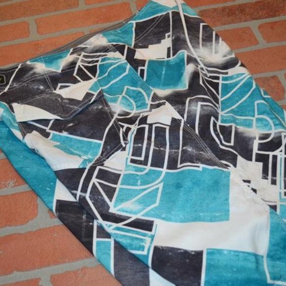 Oakley Other - 1475 Mens Oakley Board Shorts Size 34 Wakeboard